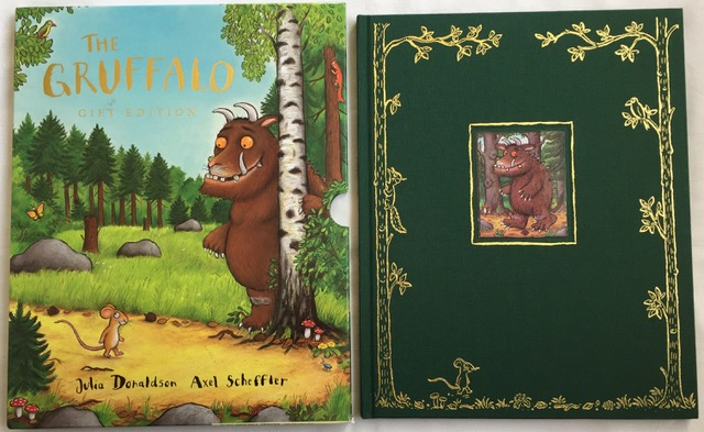 Image for The Gruffalo