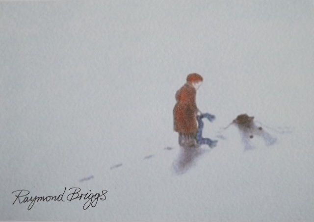 Image for The Snowman Photograph