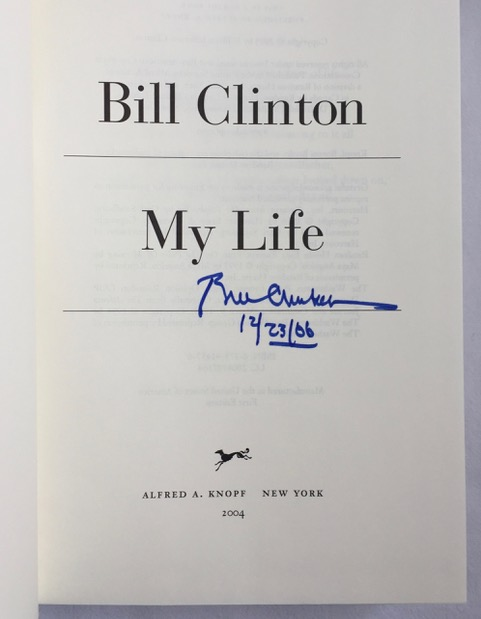Image for My Life SIGNED EDITION