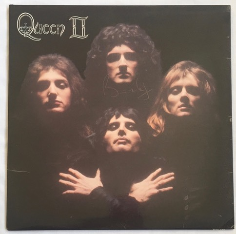 Image for QUEEN II DOUBLE SIGNED vinyl LP