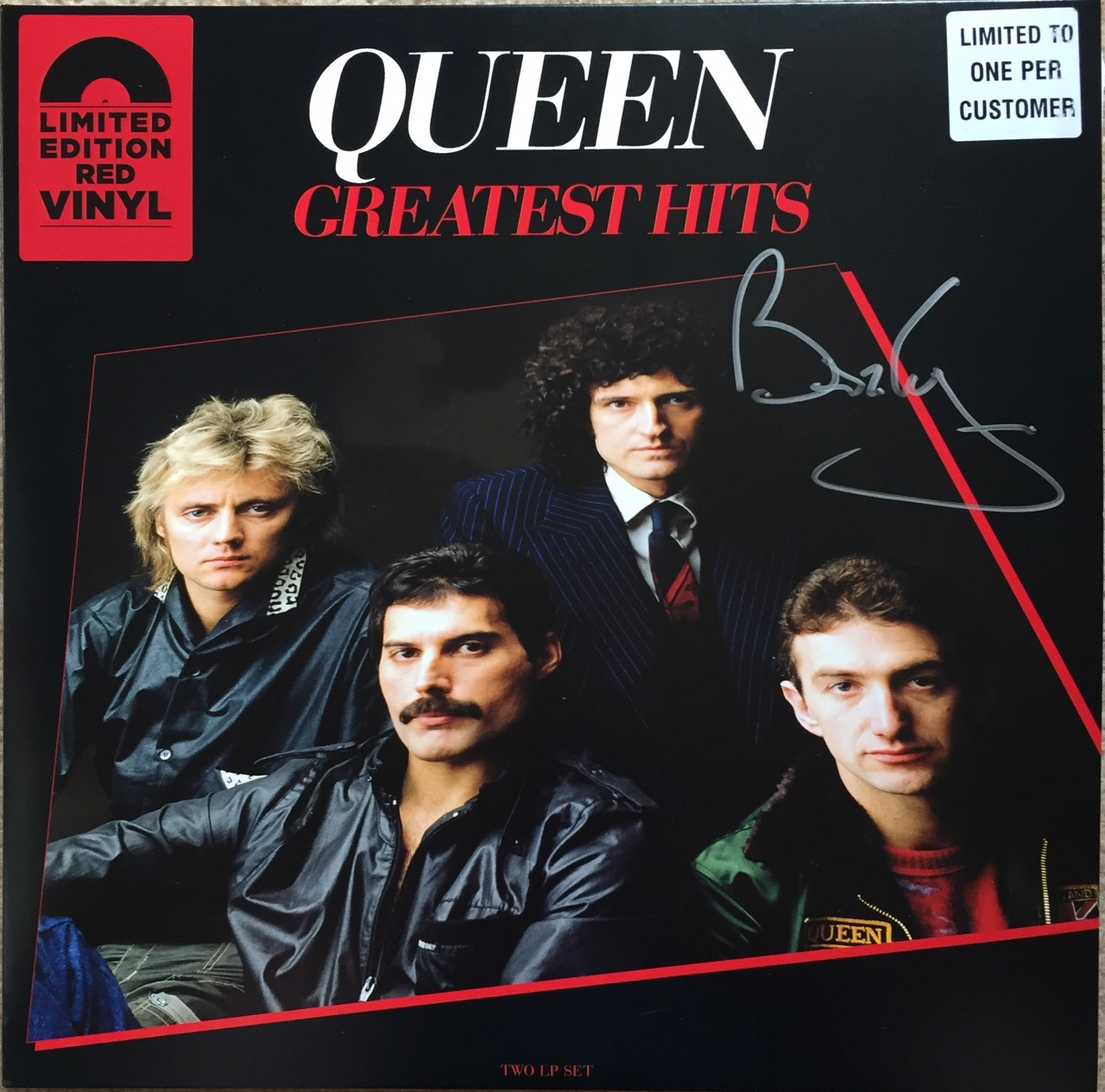 Image for Greatest Hits SIGNED 2LP COLOURED VINYL